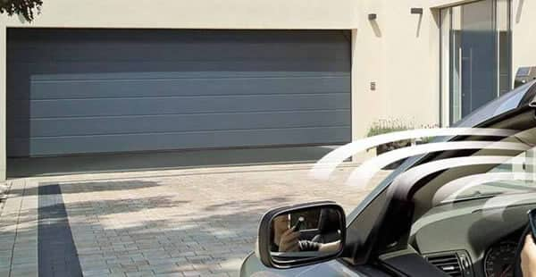 electric remote control garage doors Standish