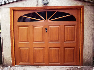 garage door repairs westhoughton